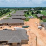 Photo: Aerial View of Campus Expansion