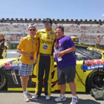 Photo: BVT Residents at NASCAR