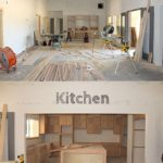 Photo: Kitchen and Living Room