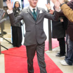 Photo: BVT Resident Walking a Red Carpet