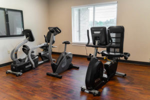 Photo: Exercise Room